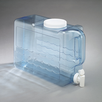 2 5 Gallon Water Refrigerator Container No Bpa Type 1
