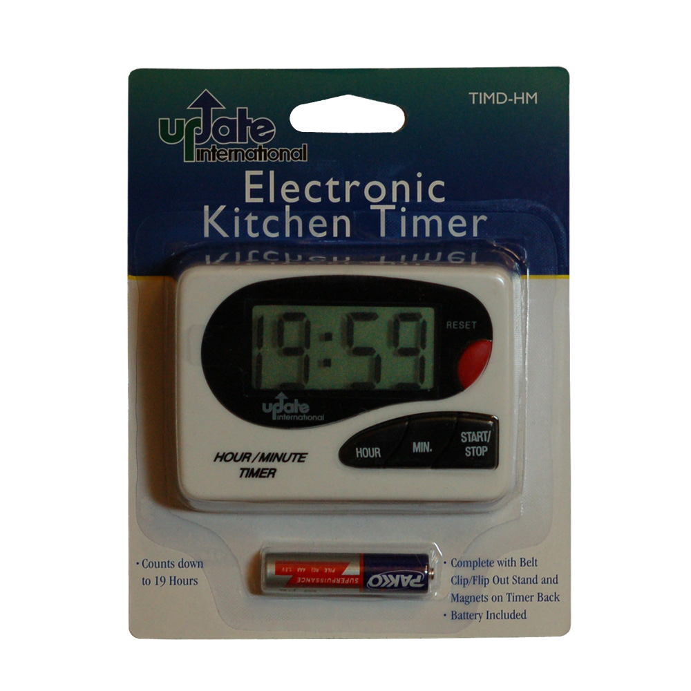 Kitchen Count Down Timer for Countertop Reverse Osmosis Systems