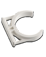"Universal Inline Cartridge Bracket Clip for Reverse Osmosis Systems, fit 2"" regular inline filter cartrdige housing"