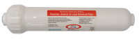 """Fluoride, Lead & Arsenic Removal inline 2""""x10"""" inline filter, SIR-900 100% media"""