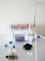 Undersink Conversion Kit for Countertop Reverse Osmosis Revolution Systems