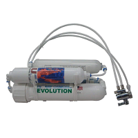 4-stage Basic Countertop Reverse Osmosis Revolution Water Purification System, 75/100/150 GPD membrane