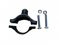 """Universal 1/4"""" Plastic Drain Saddle Clamp for Reverse Osmosis RO Systems"""