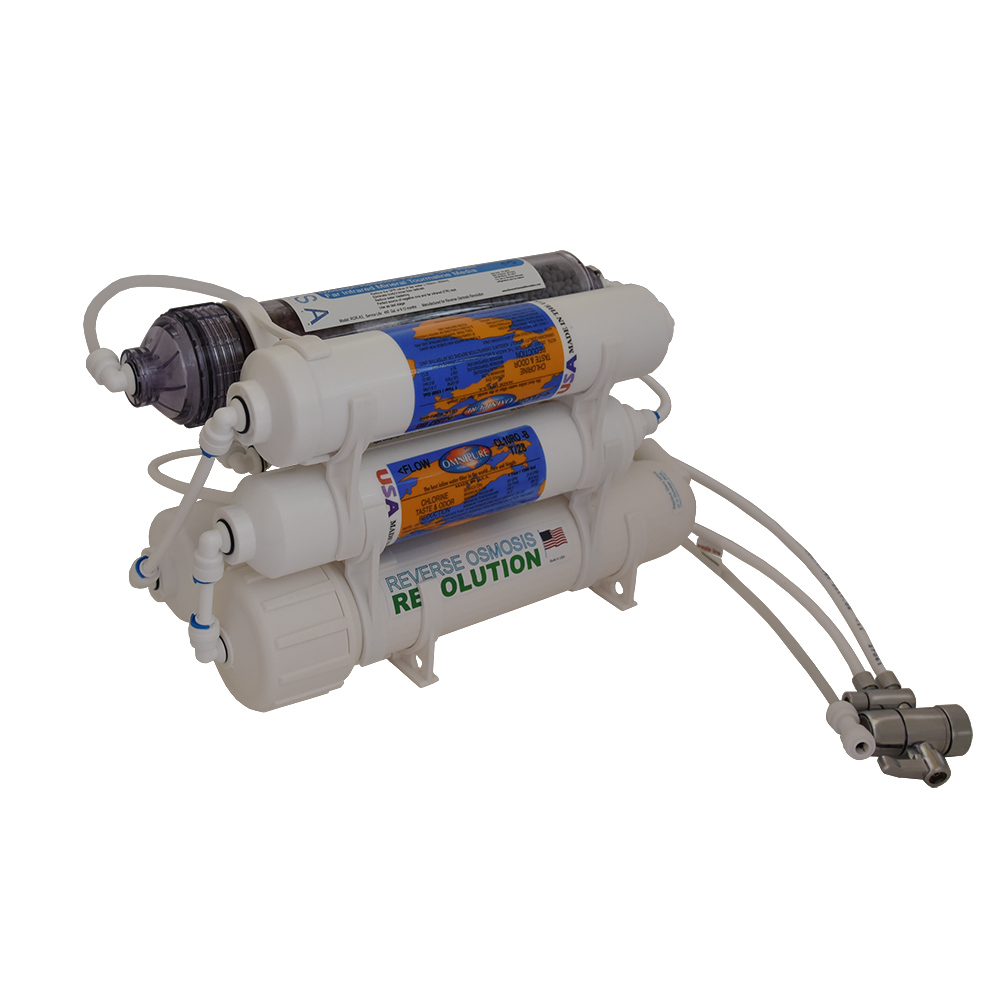 Premium Heavy Duty 6 Stage Reverse Osmosis Purification