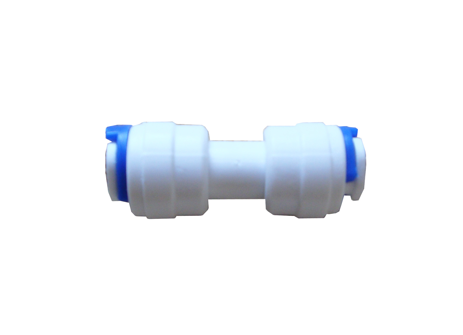 """Straight Union Quick Connect for RO Reverse Osmosis, fit 1/4"""" tubing"""