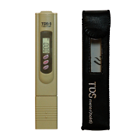 Digital TDS Meter to test quality of water