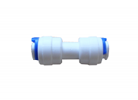 """Straight Quick Connect for RO Reverse Osmosis, fit 1/4"""" tubing"""