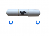 Flow Restrictor 400 or 550 ML for Reverse Osmosis RO Systems with quick connect